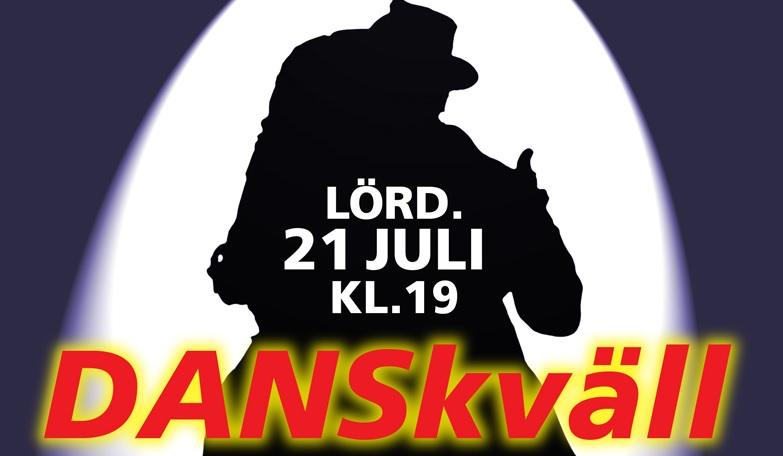 DANSkväll 21 juli