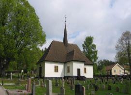 Webföredrag om vår församlings kyrkor, kapell och kyrkogårdar