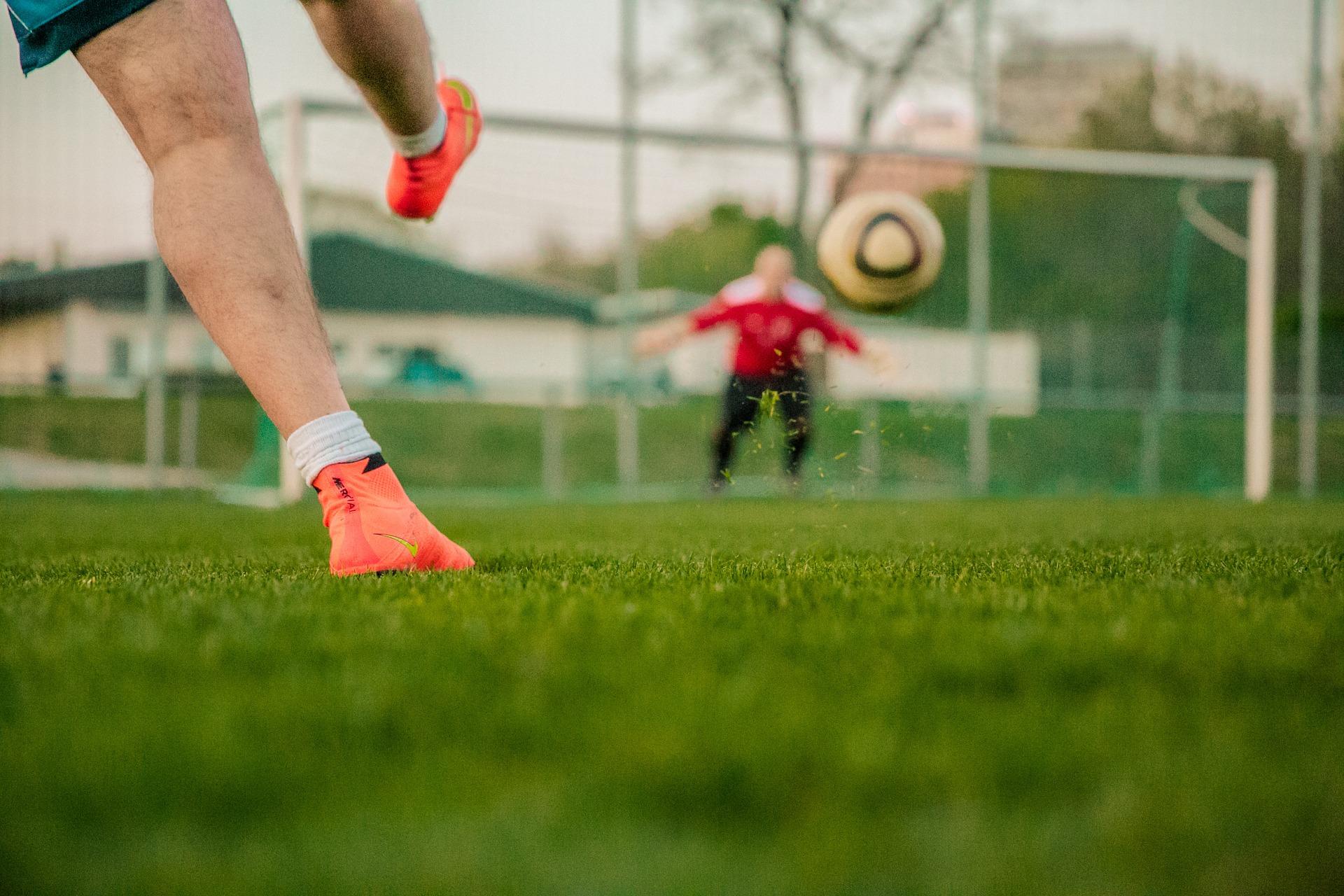 Fotboll på Sjösalavallen