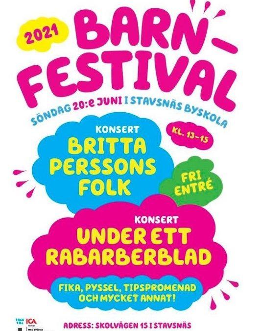 Barn Festival !
